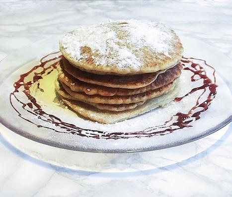 veganistische pannenkoek - vegan recepten