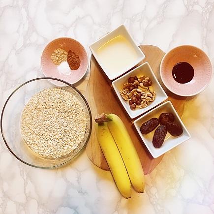 muesli repen maken - vegan recept