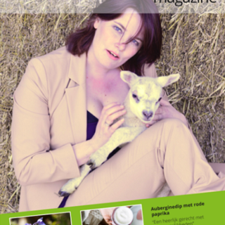 Vegan Magazine - vega lifestyle magazine - vegan lifestyle magazine - vegan - veganisme - Yvonne Ufkes - vegan food - vegan beauty