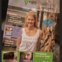 Vegan Magazine - vegan lifestyle magazine - vega lifestyle magazine - vegan - vega - vegan tijdschrift - vegan glossy - vegan lezen -