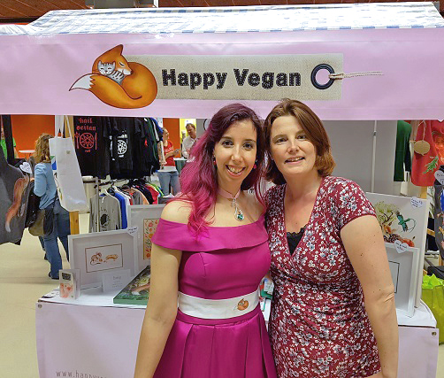 Maria Tigwah - vegan - vega -