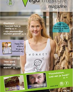 Vegan Magazine - veganistisch - Vega Lifestyle - magazine - Vegan Lifestyle - foodblog