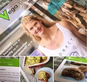 Vegan magazine - vegalifestyle magazine - vegan lifestyle magazine - vegan glossy - vegan tijdschrift - vegan recepten - veganistisch tijdschrift