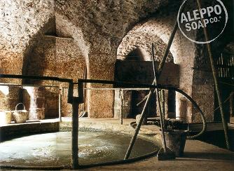 Aleppo zeep - puur natuur - natuurlijke zeep - vegan zeep - Aleppo zeep