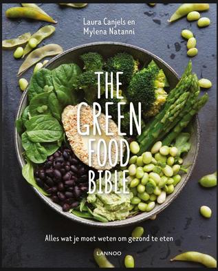 The Green Food Bible - Vega Lifestyle Magazine - vegan boek - recepten boek