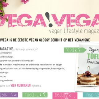 veganistisch magazine - vegan magazine - vegan - vega magazine - Veganistisch tijdschrift - groen magazine - groene tips - veganistisch