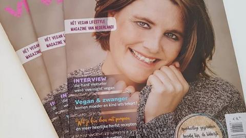 Vegan lifestyle Magazine -verkooppunten vegan tijdschrift - dutch vegan
