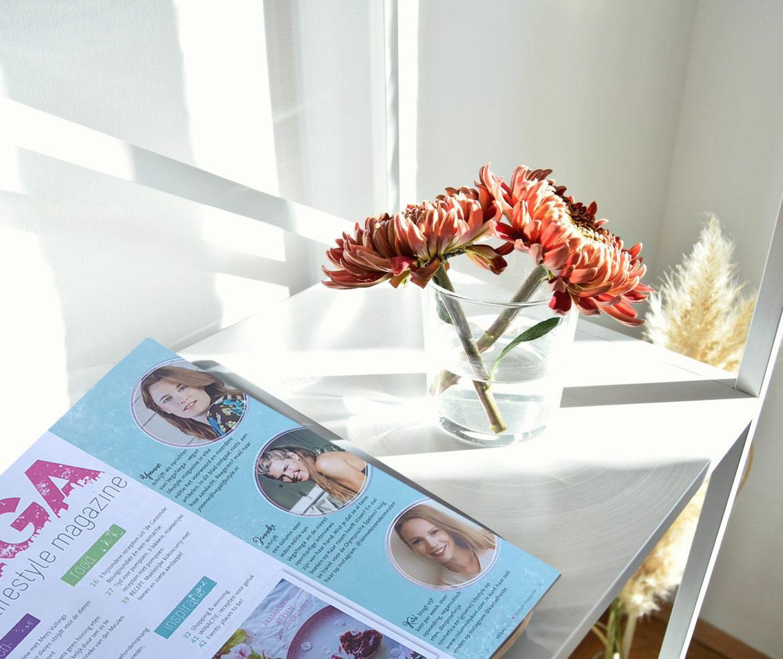 Abonnement Op Het Vegan Tijdschrift Vega Lifestyle Magazine