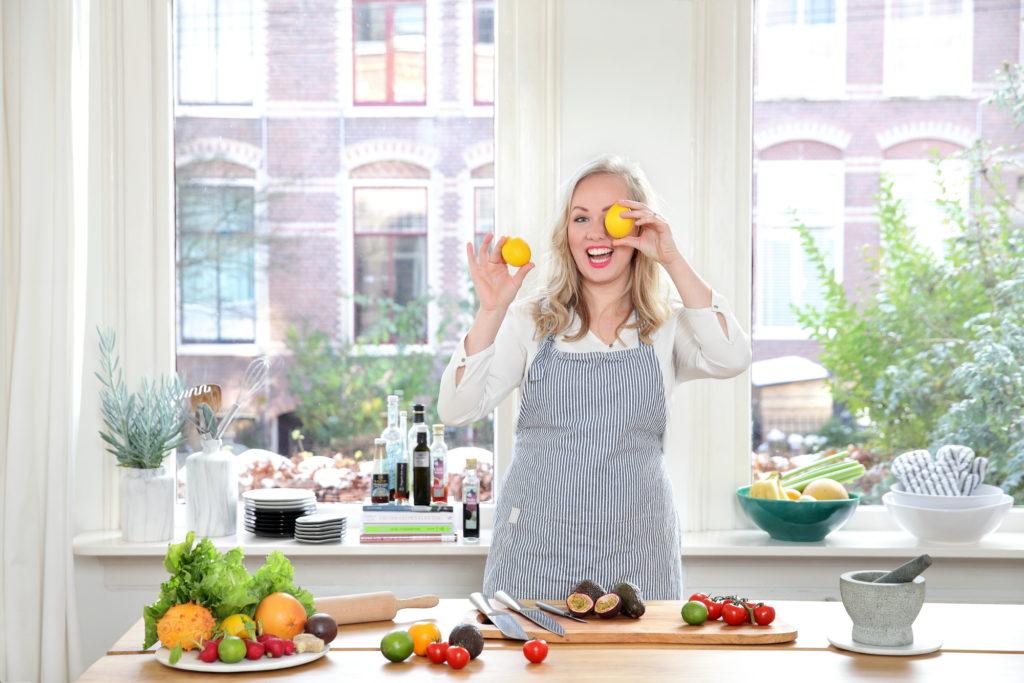 Lisette Weustenenk - gewichtconsulente - Vegalifestyle.nl
