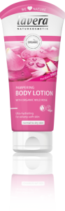 Lavera Pampering Body Lotion Organic Wild rose