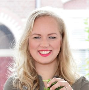 Lisette Weustenenk - vegan schrijver - vegalifestyle.nl