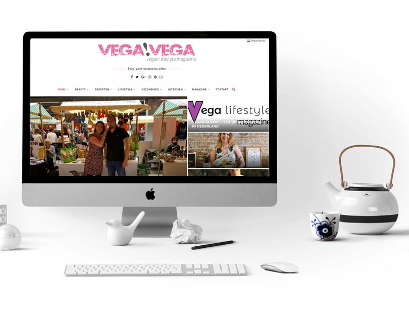 Vegan online en offline tijdschrift - vegan recepten - vegan kookboeken - vegan beauty