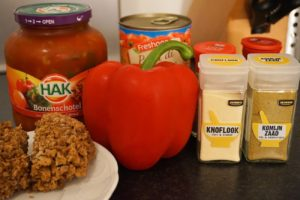 vegan Chili Sin Carne - recept- VegaLifestyle.nl - vegan recept