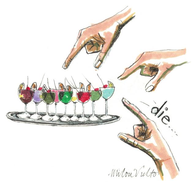 Kerst drankjes - Vega lifestyle - ©Milou Vulto
