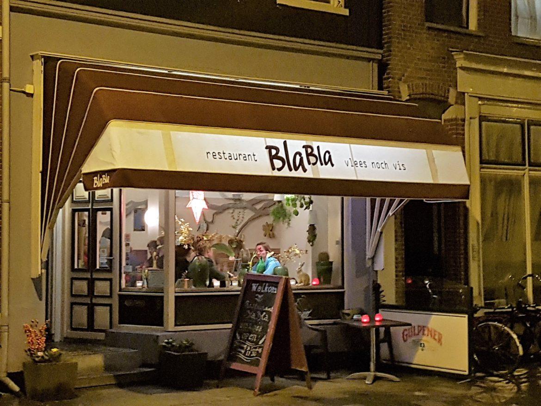 Vegan Restaurant Bla Bla Vega Lifstyle Groningen Rotterdam