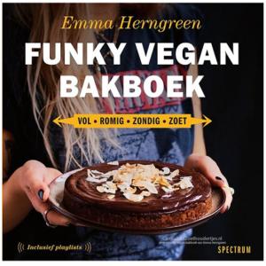 vegan taarten - vegan koek - vegan bakken
