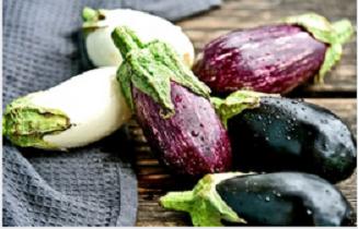aubergine - vegan recepten