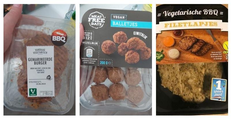 vegan vleesvervangers voor op de bbq