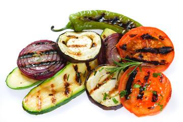 vegan barbecue - veggie barbecue - vegetarische barbecue - groenten op je barbecue