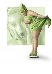afvallen - afslanken - paar kilootjes minder