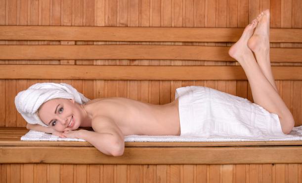 sauna - hoe werkt het in de sauna