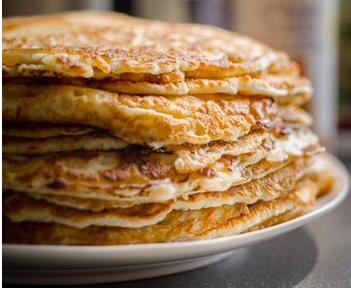 Vegan pannenkoekken - kikkererwten - glutenvrij - pannenkoek - veganistische recepten