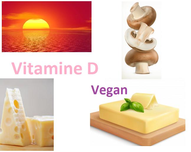 vitamine D - vegan en vitamine