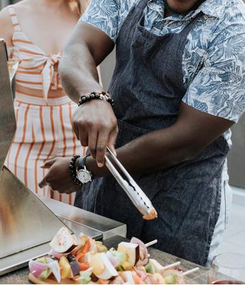 vegan barbecue - barbecue - bbq - plantaardige barbecue -