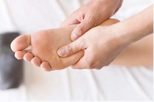 voetmassage - zelf voet massage - even tijd voor jezelf
