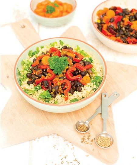 veganistisch koken - vegan recept - vegan dahl