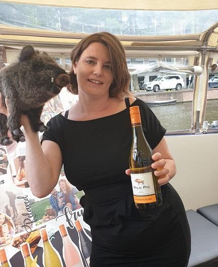 wild pig - wijn - gretha - colette kautz - Yvonne Bijkersma