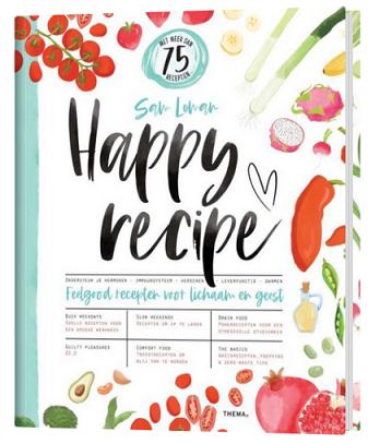 happy recipe - vegan recepten - veganistisch koken