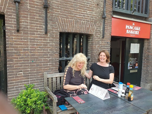 pancake bakery - pannenkoeken eten in Amsterdam