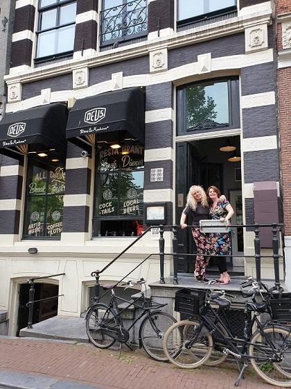 vegan uiteten in Amsterdam