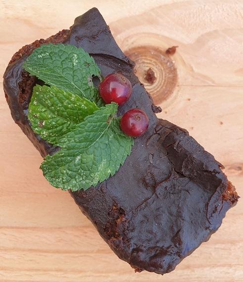 vegan taart - munt cholade taart - chocolade taart - munt cake