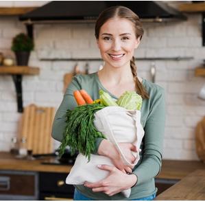 duurzamer eten - duurzaam leven - duurzaam boodschappen doen