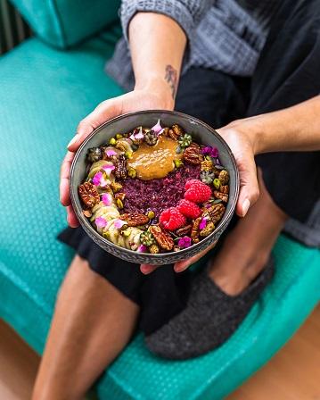 ecologische voetafdruk - vegan ontbijt - vegan recept