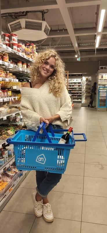 vegan en boodschappen doen - vegan in de supermarkt - danielle stout