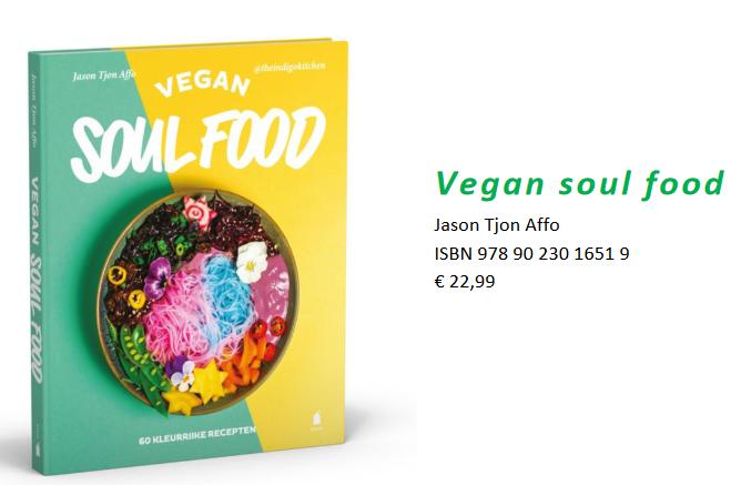 vegan soul food - vegan kookboek - vegan recepten