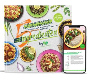 vegan en eiwitten - plantaardige eiwitten - proteine