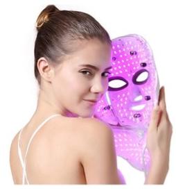 LED gezichtsmaslker