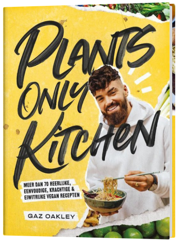 vegan kookboek - veganistische recepten