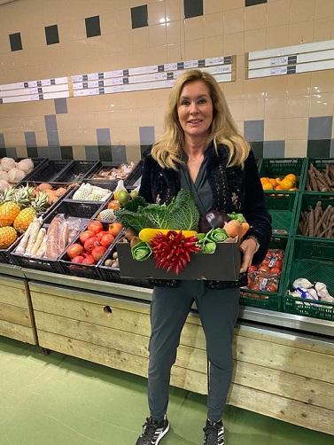 Marlous jegen - vegan today - vegan in de supermarkt - vegan boodschappen doen