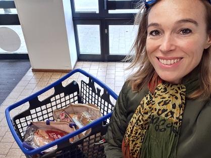 vegan boodschappen doen - vegan in de supermarkt