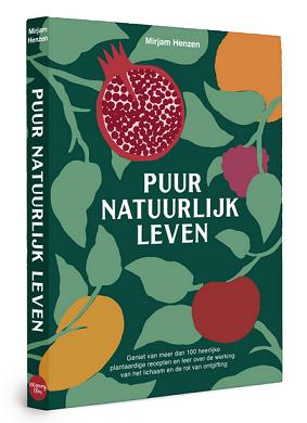 vegan kookboek - plantaardig kookboek - puur natuurlijk leven - gezondheid