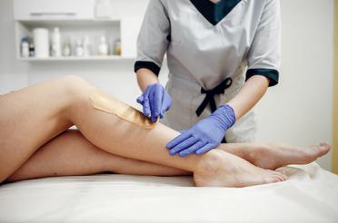 benen harsen - harsen - vegan harsen - vegan beauty salon