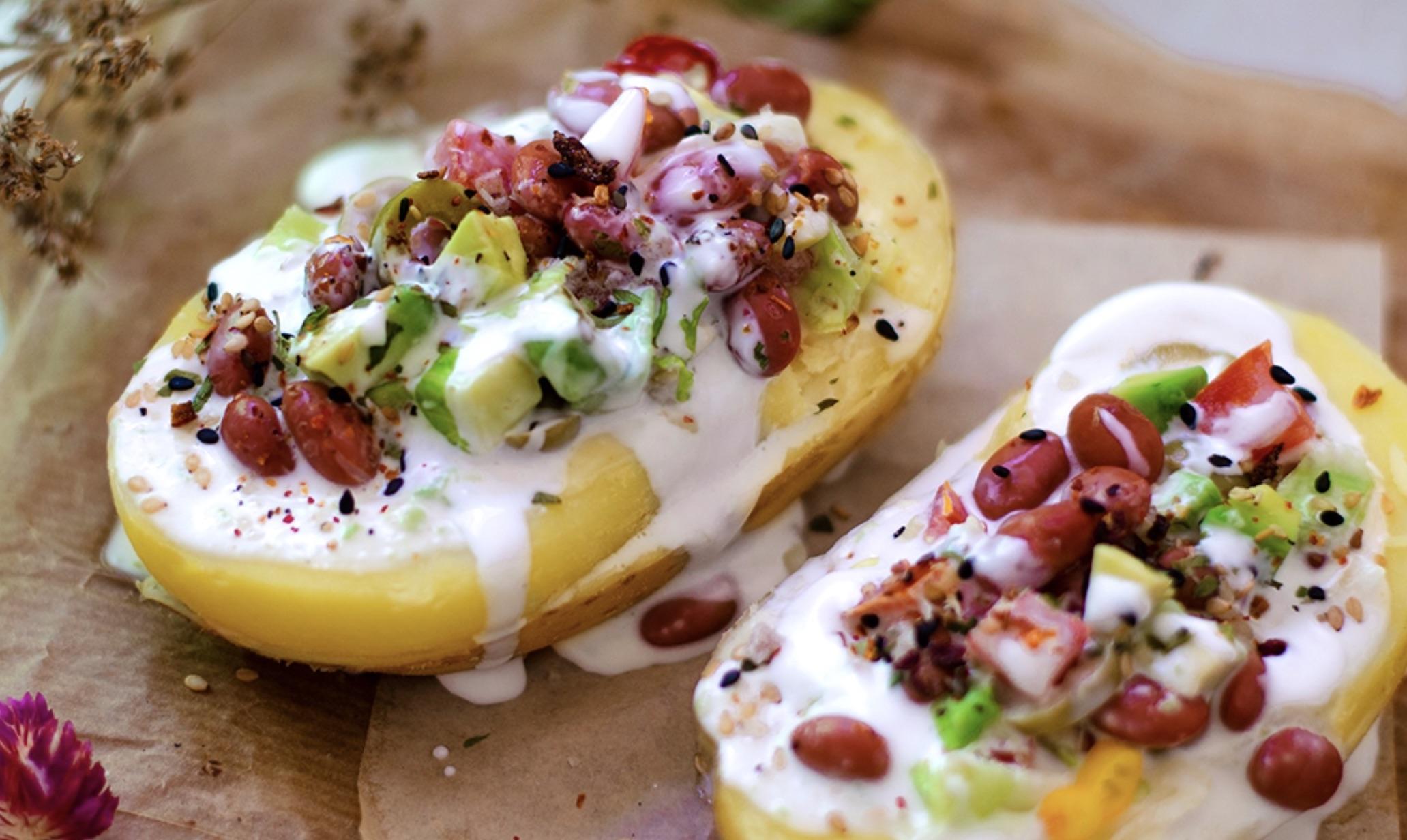vegan aardappel salade - vegan gerecht - vegan today - vegan