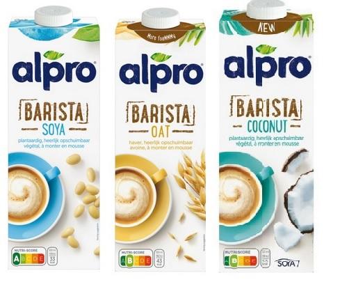 barista vegan koffiemelk, welke soorten vegan koffiemelk zijn er?