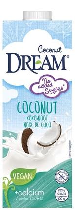 coconut dream een plantaardige koffiemelk, met een lekkere twist