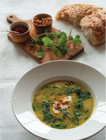 Kikkererwten recepten, zo ook deze lekkere soep